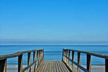 Sylt: De weg naar het strand van