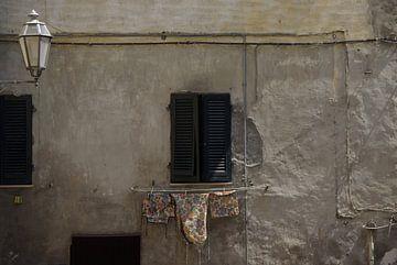 De was, Toscane, Italië van Maren Oude Essink