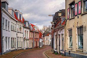 Bloemendalsestraat historisch Amersfoort van Watze D. de Haan