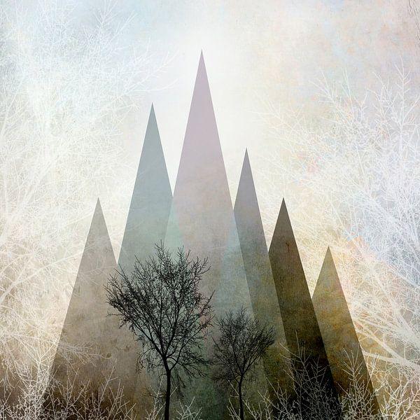 TREES IV  van Pia Schneider