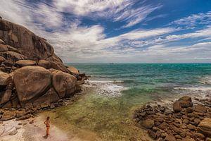 staren naar de Thaise zee