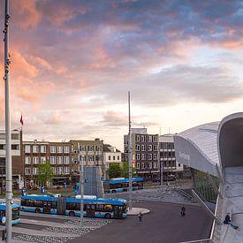 Gare centrale d'Arnhem sur Mark Meijrink