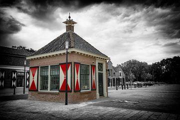 Mobiler Arbeitsplatz von Jan van der Knaap