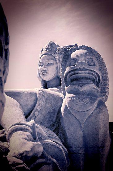 Sculptures - Les colonies d'Asie