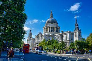 HDR opnamen in Engeland (Londen en Guildford)