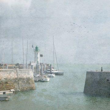 Haven van Ile-de-Ré van Patrick Reinquin