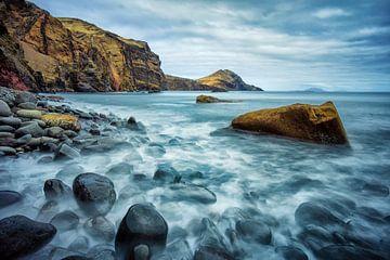 De kust van Madeira van Martin Podt