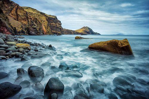 De kust van Madeira van
