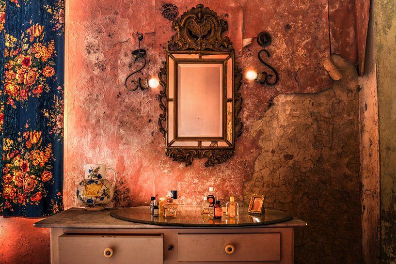 Spiegeltje, spiegeltje van Esmeralda holman
