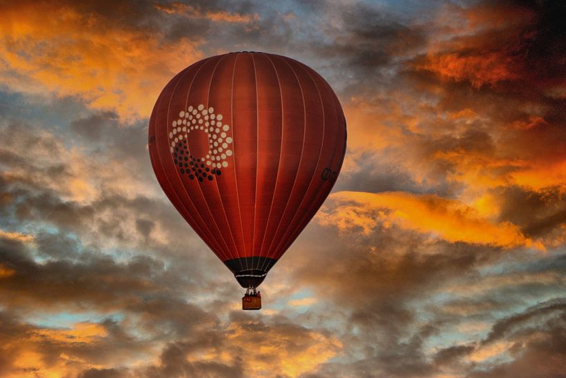 Balloon van Maarten Kost