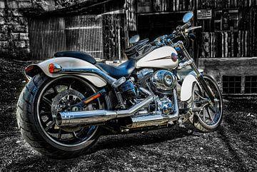 Harley Davidson van Ronnie Reul