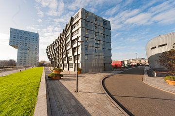 Almere Architektur von Brian Morgan