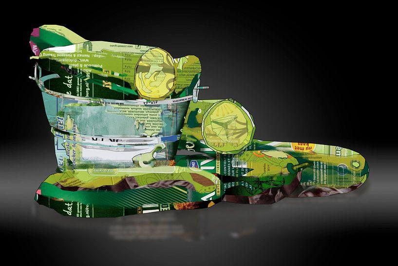 Komkommer, zonder verpakking van Ruud van Koningsbrugge