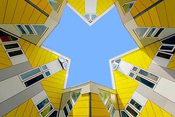Kubushaus Rotterdam von Patrick Lohmüller