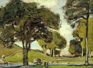 George Gardner Simmons Landschaft