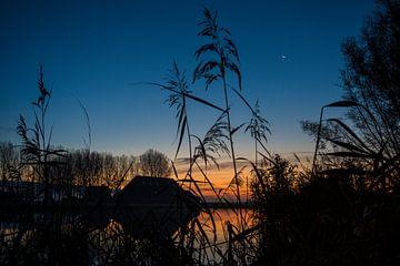 Ferme au bord de l'eau sur StephanvdLinde