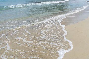 Strandwandeling in fijn zand van Montepuro