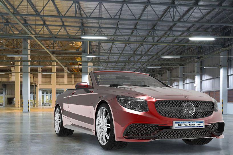 Upper_Class_car Red 02 van H.m. Soetens