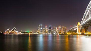 Sydney Harbour sur Dusty Bisschops