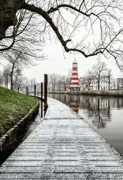 Stadsgezicht Breda - Nederland