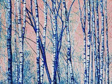Stam-Cellen (Blue) van Caroline Lichthart