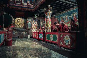 boeddhistische tempel
