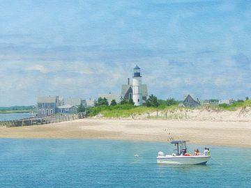 Cape Cod - zonnige dag van Joost Hogervorst
