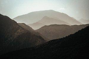 Moroccan Mountains van Robin