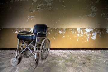 Rollstuhl von Vivian Teuns