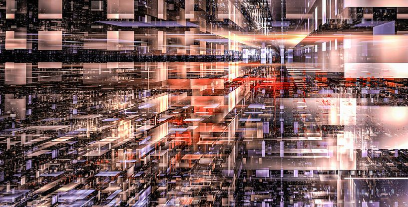Matrix Panorama sur Max Steinwald