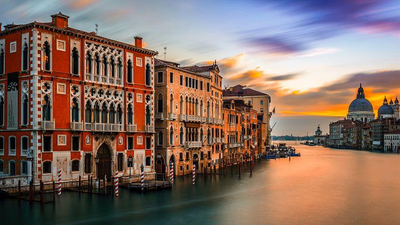 Venetie - Palazzo Cavalli-Franchetti van Teun Ruijters