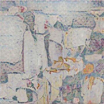 Abstrakte Inspiration XXIII von Maurice Dawson