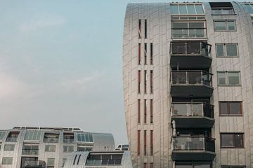 Futuristisches Palastviertel in's-Hertogenbosch von Enrique De Corral