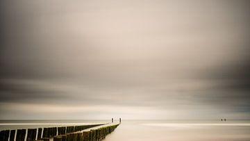 Strand #1 (Farbe) von Lex Schulte