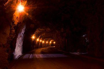 Madeira Tunnel van Don Amaro