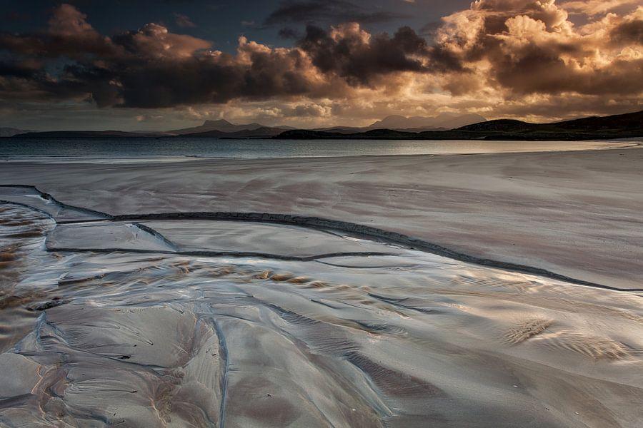 Strand Mellon Udrigle Schotland van Aland De Wit