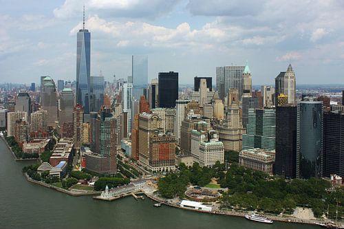 new york city ... manhattan view V