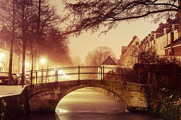 Petit pont sur