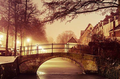 Kleine brug van Tvurk Photography