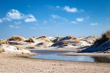 Nieuwe duinen, de Hors Texel van Johan Pape