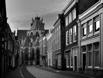 Grote Kerksbuurt - Dordrecht sur Bert Seinstra
