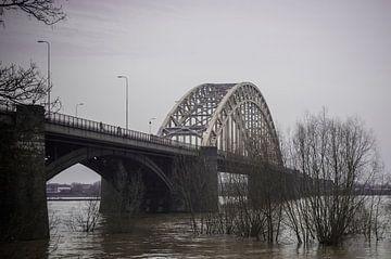 Wallonische Brücke Nimwegen von Patrick Verhoef