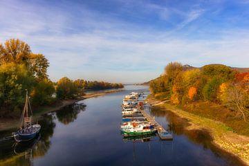 Rheinblick van Dagmar Marina