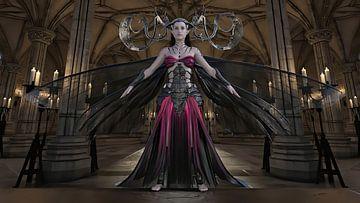 Mot Woman insect-Demon_HMS