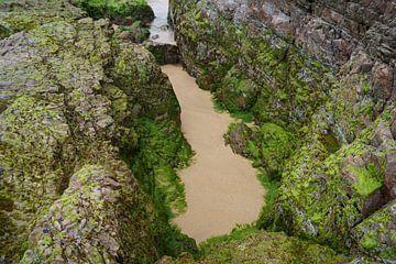 Die Bucht heißt offiziell Boyeghether Bay. von Babetts Bildergalerie
