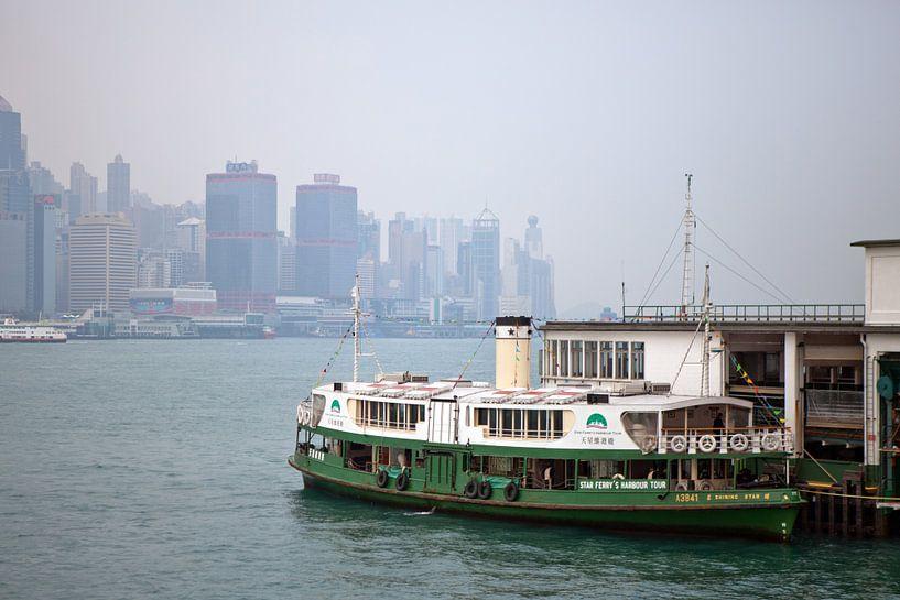 Hong Kong - Star Ferry van t.ART