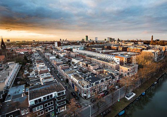 Prachtig uitzicht op Utrecht van De Utrechtse Internet Courant (DUIC)