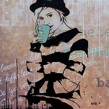 Coffee sur Kris Stuurop