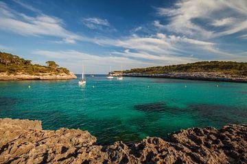 Mallorca, Middellandse Zee van Frank Peters