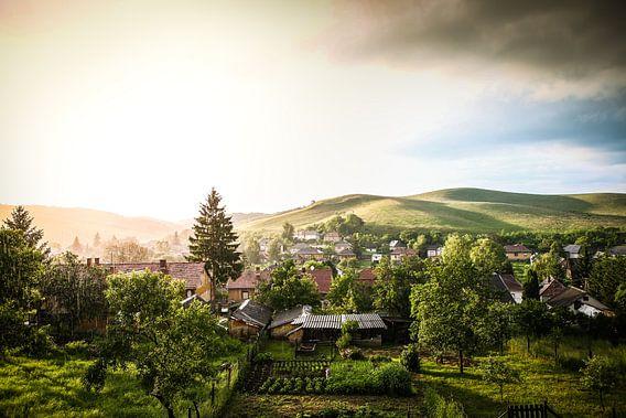 Hongaars uitzicht van Leon Weggelaar